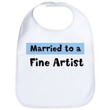 Married to: Fine Artist Bib