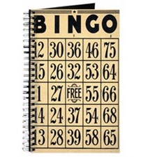 Bingo Journal 2007 W.Cook