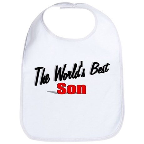 """The World's Best Son"" Bib"