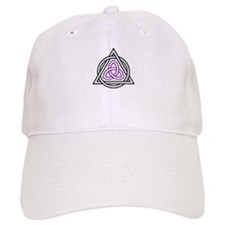Triquetra shapes Baseball Cap