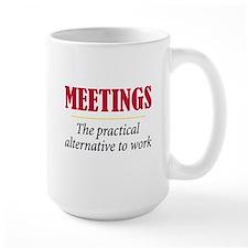 Meetings - Mug