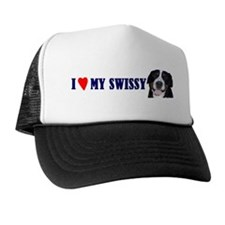 Unique Swissie Trucker Hat