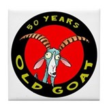 Old Goat 50 Tile Coaster