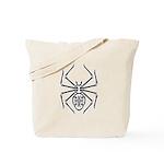Tribal Spider Design Tote Bag