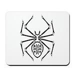 Tribal Spider Design Mousepad