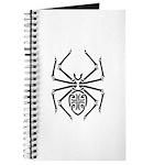 Tribal Spider Design Journal
