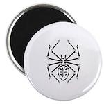 Tribal Spider Design Magnet
