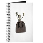 Tombstone & Skeleton Design Journal