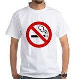 International No Smoking Sign Shirt