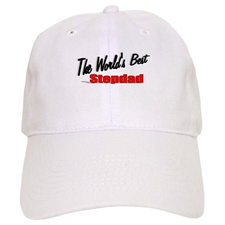 """The World's Best Stepdad"" Cap"
