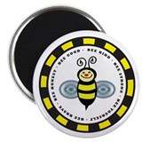 "The Bee Line 2.25"" Magnet (100 pack)"