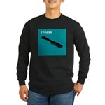 itease Long Sleeve Dark T-Shirt