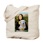 Mona's Light Golden (O) Tote Bag