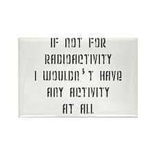 Notforradioactivity Magnets