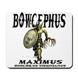 Bowcephus bow hunting art thi Mousepad