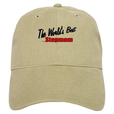 """The World's Best Stepmom"" Cap"
