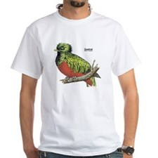 Quetzal Rain Forest Bird Shirt