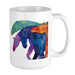 Rainbow Four Mugs