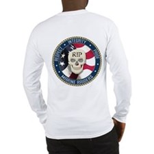 RIP Marine Raiders Long Sleeve T-Shirt
