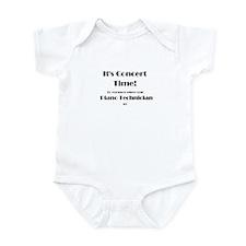 Piano Technician Infant Bodysuit