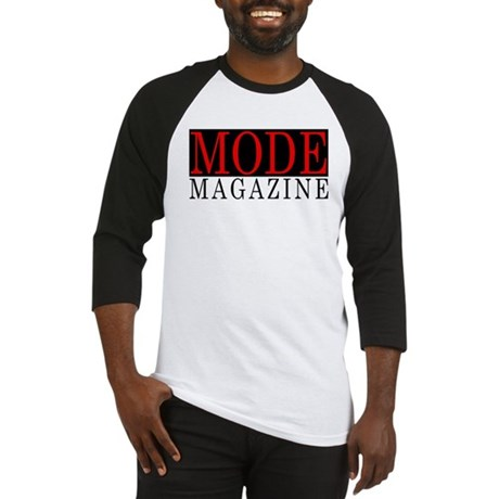 MODE Magazine Baseball Jersey