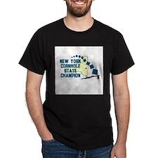 New York Cornhole State Champ T-Shirt