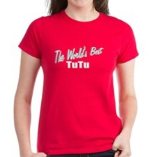 """The World's Best TuTu"" Tee"