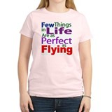 Perfect Flying Shirts and Gif T-Shirt