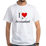 I Love My Accountant Shirt