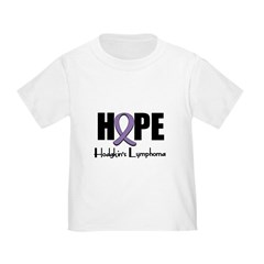 Hope-Hodgkin's Disease Toddler T-Shirt