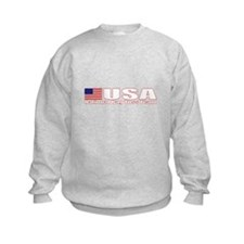 USA National Bag Toss Team Sweatshirt