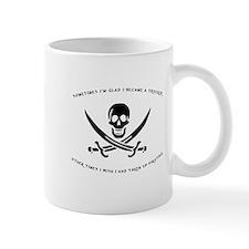 Pirating Trucker Mug