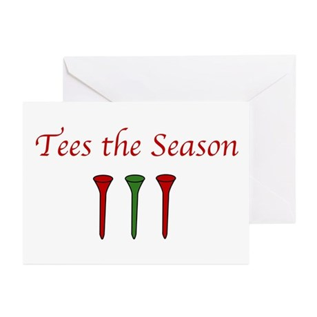Tees the Season - Greeting Cards (Pk of 10)