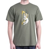 Kokopelli Harp T-Shirt