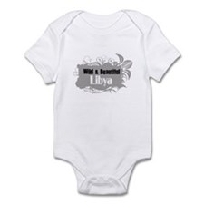 Wild Libya Infant Bodysuit
