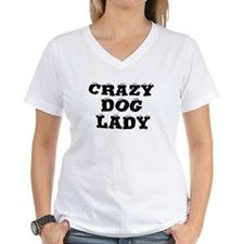 Crazy Dog Lady Shirt