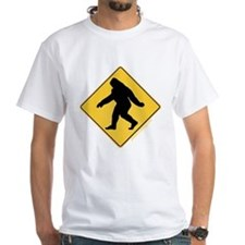 Big Foot Crossing Shirt
