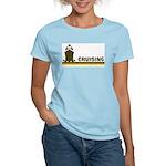 Retro Cruising Women's Light T-Shirt