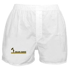 Retro Color Guard Boxer Shorts