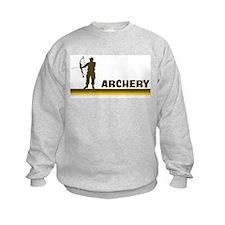 Retro Archery Sweatshirt