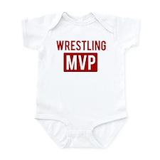 Wrestling MVP Onesie