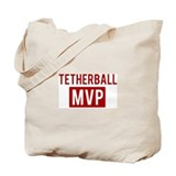 Tetherball MVP Tote Bag