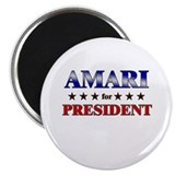 AMARI for president Magnet
