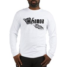 Samoa Long Sleeve T-Shirt