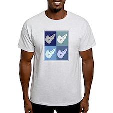 Mens Diving (blue boxes) T-Shirt