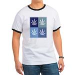 Marijuana (blue boxes) Ringer T