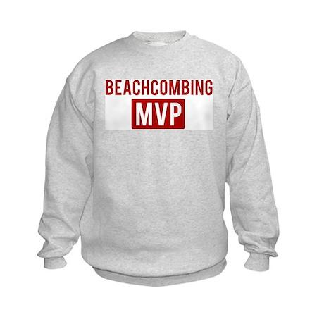 Beachcombing MVP Kids Sweatshirt