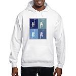 Lacrosse (blue boxes) Hooded Sweatshirt