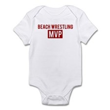 Beach  Wrestling MVP Infant Bodysuit