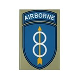 8th Infantry Division<BR> Magnet Pack 3